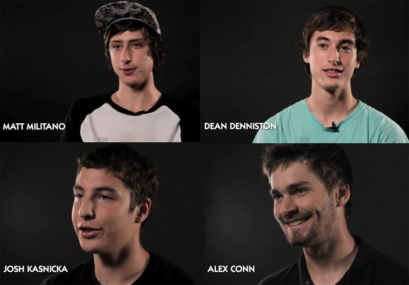 OIAM 2012 contestants
