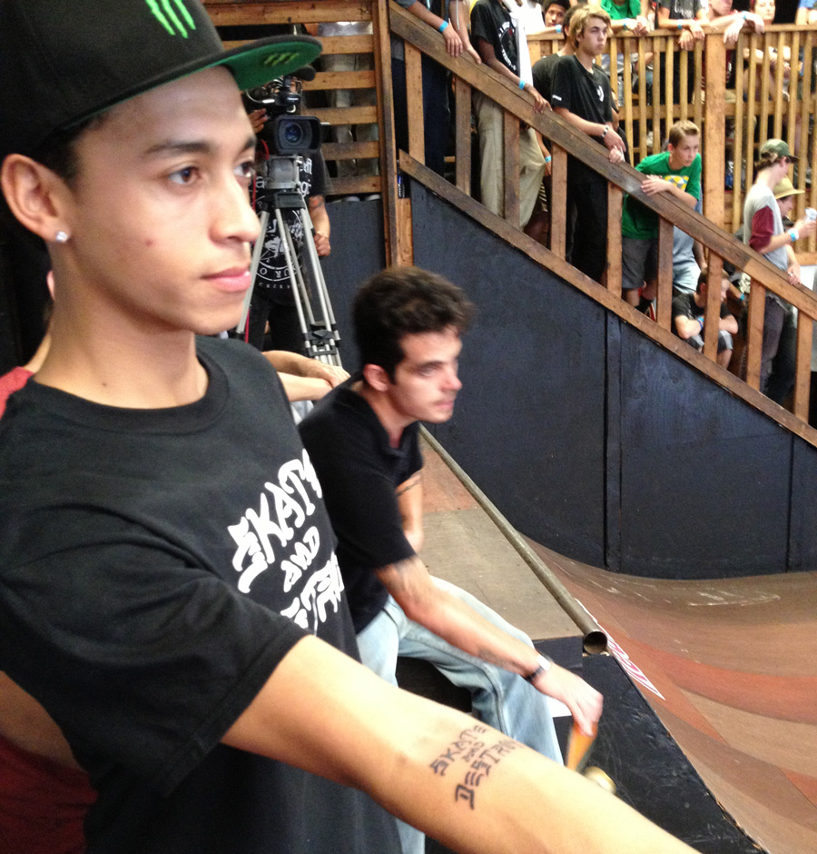 Nyjah-Huston
