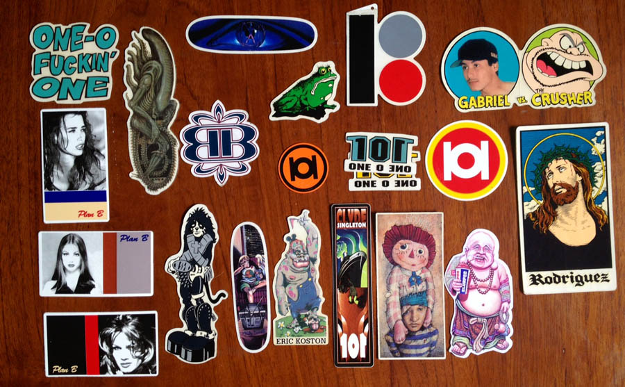 Skateboard-Sticker-Collection-1