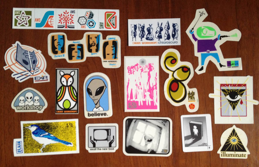 Skateboard-Sticker-Collection-10-AlienWorkshop