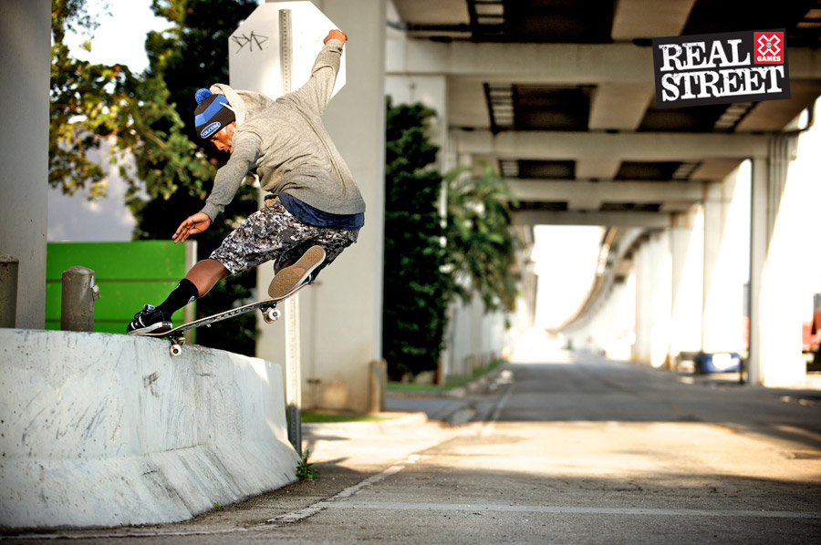 2011 / photo courtesy of espn skateboarding