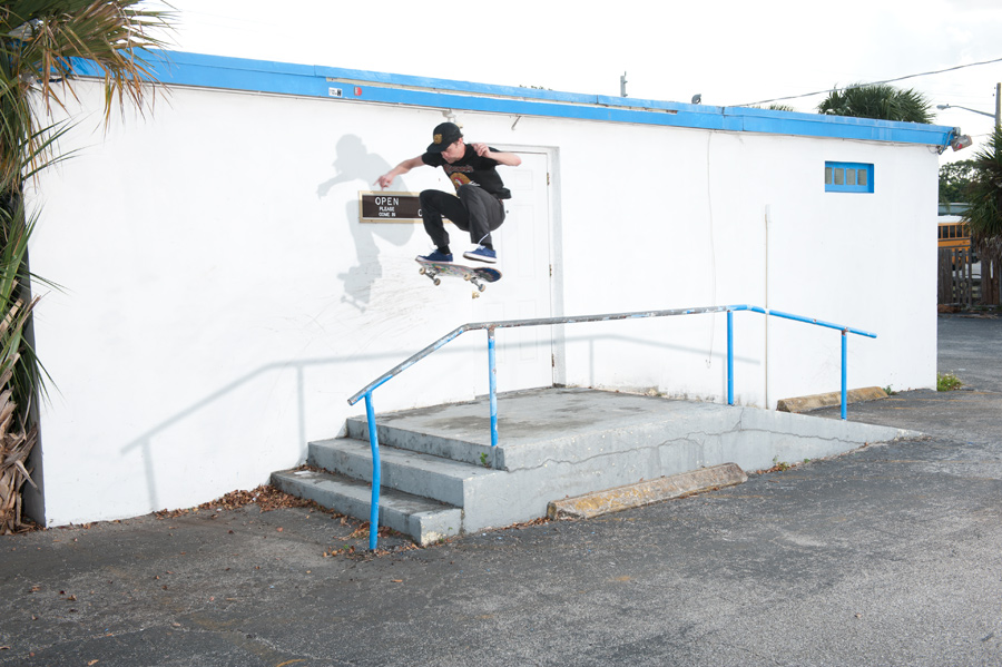 frontside flip / photo:  gabe morford