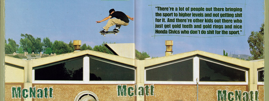 controversial mcnatt interview in transworld