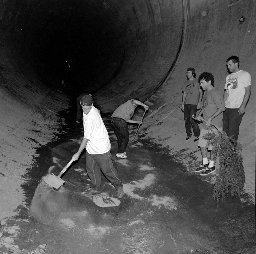 John Cardiel Cleanup Crew Anti Hero Tent City