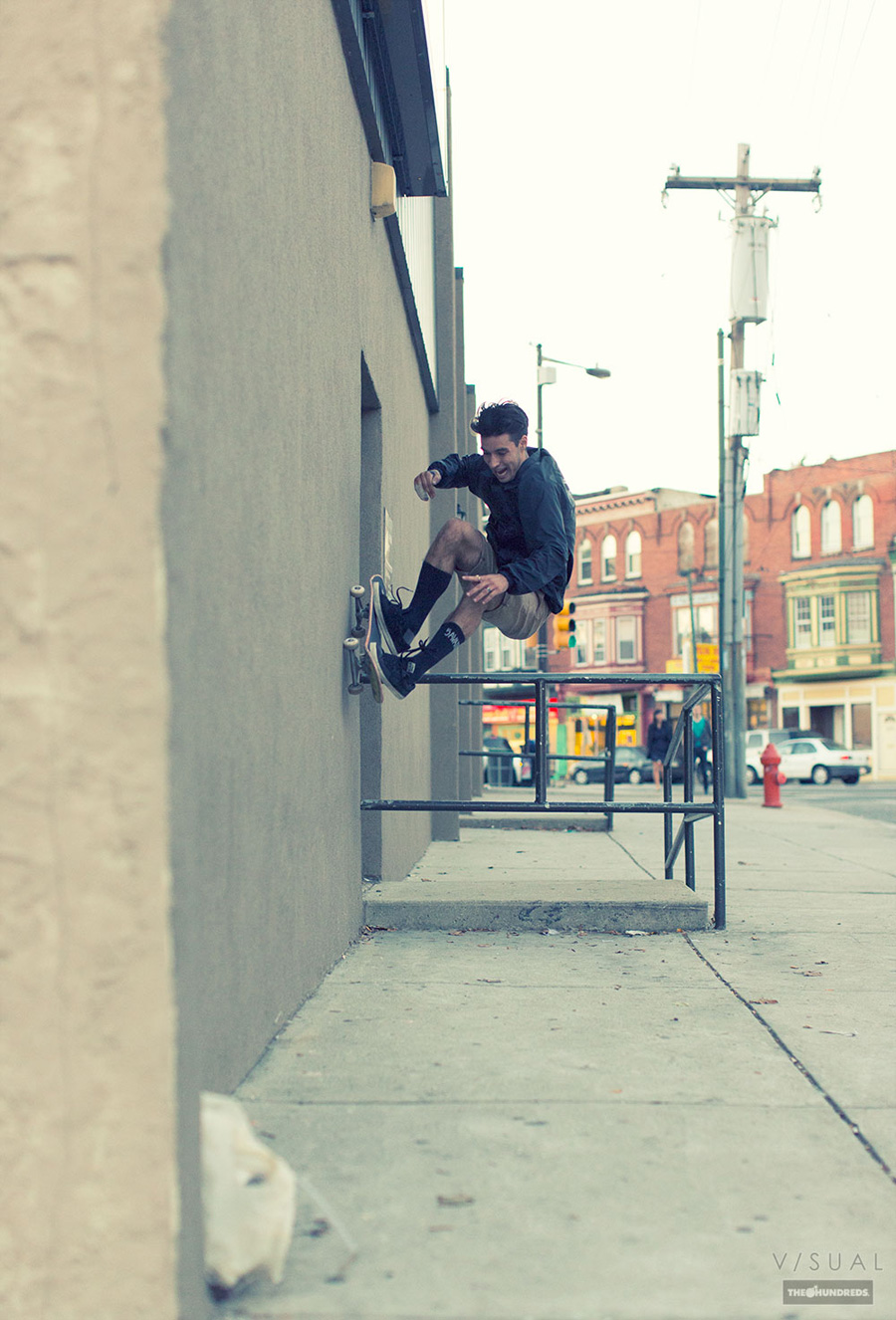 remy - wallride / photo: van styles