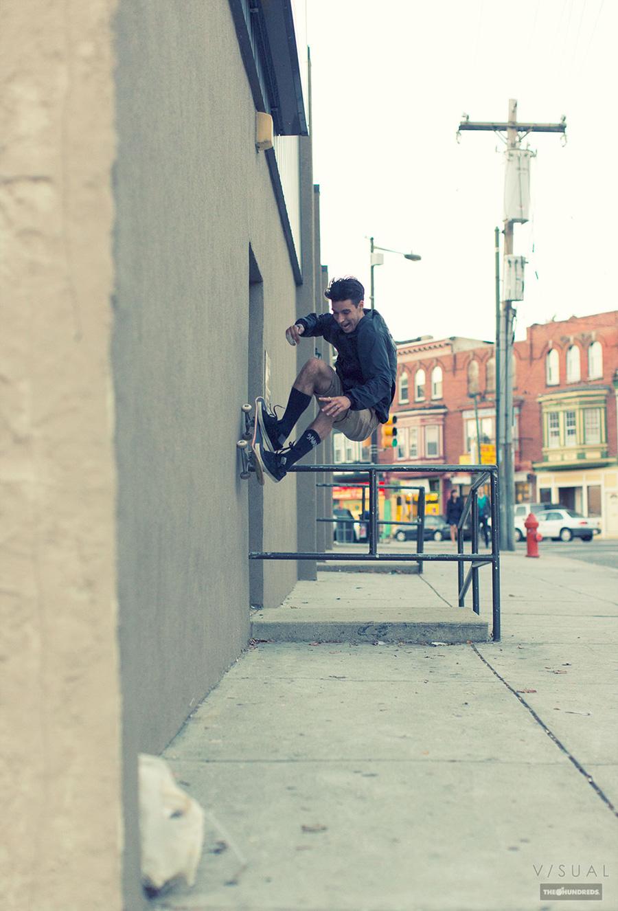 remy - wallride / photo: van styles