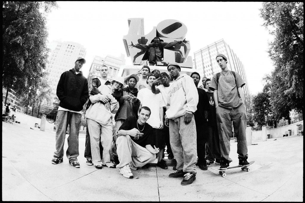 love park 1999 / photo: blabac