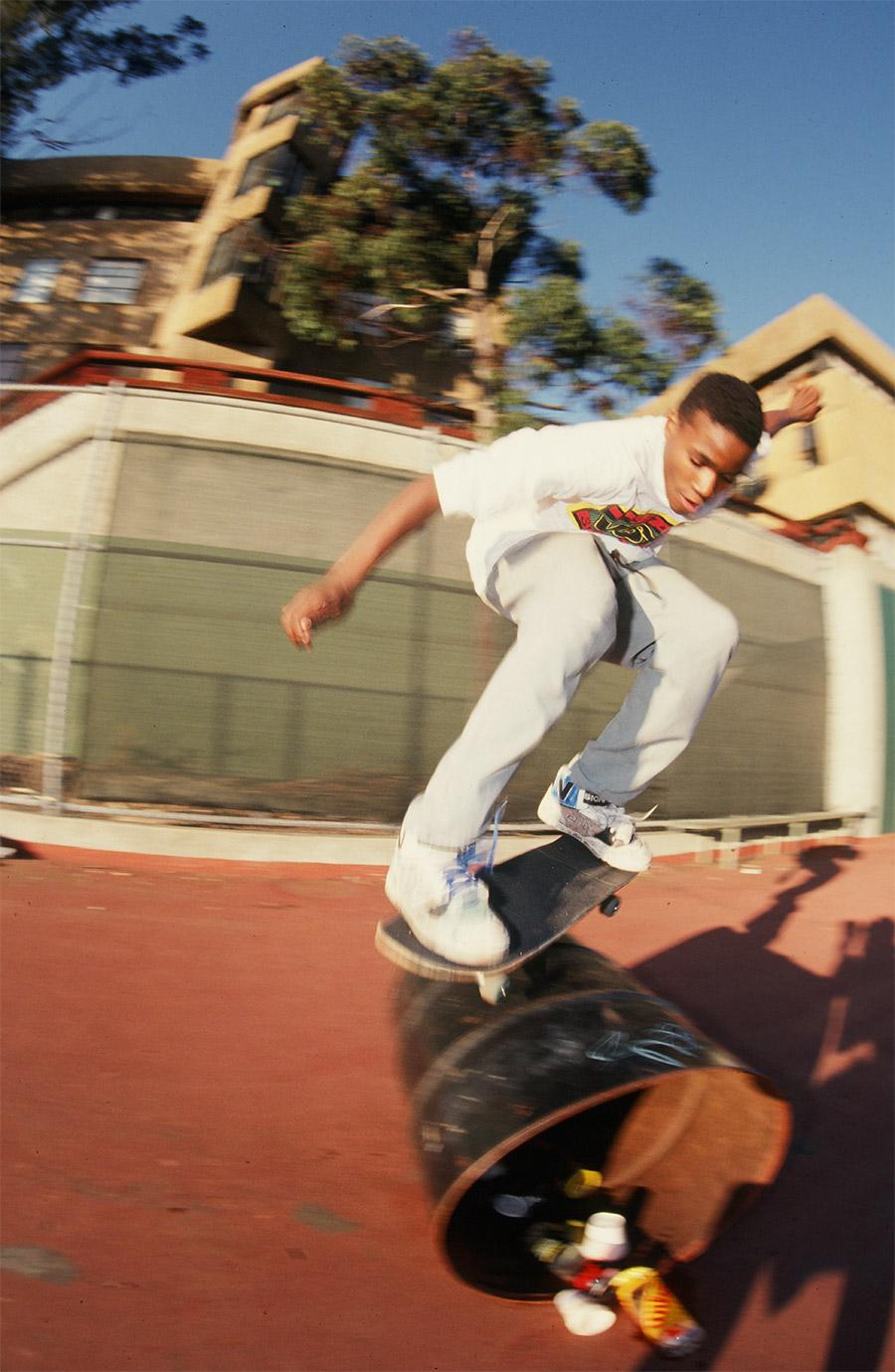 Jovantae Turner - Can Hop / photo: Jacob Rosenberg