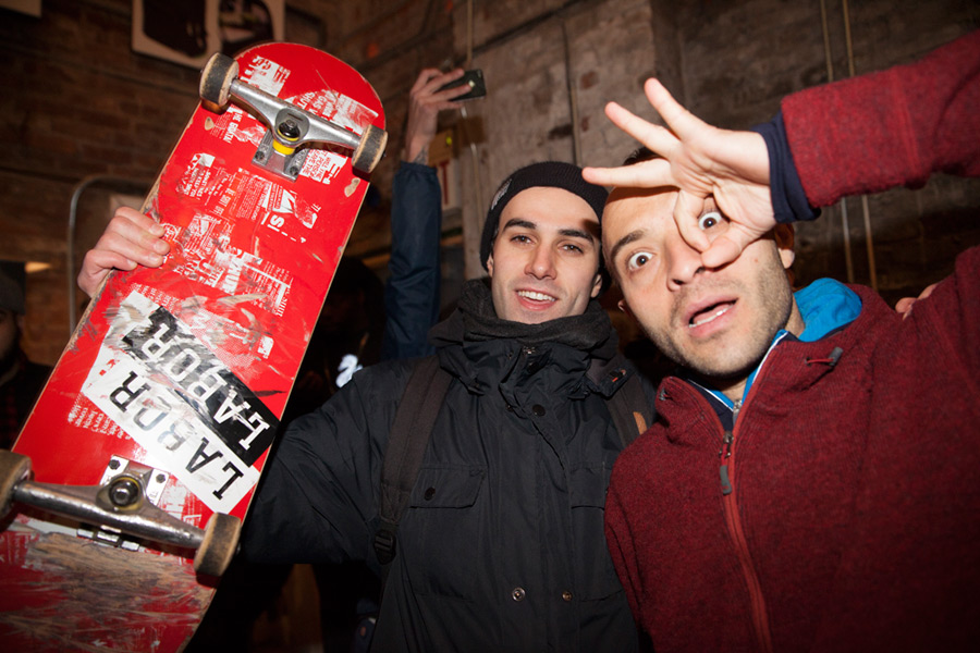 Acapulco Gold and SHUT skater, Leo Gutman and Krussia the illest Russian Rapper ever
