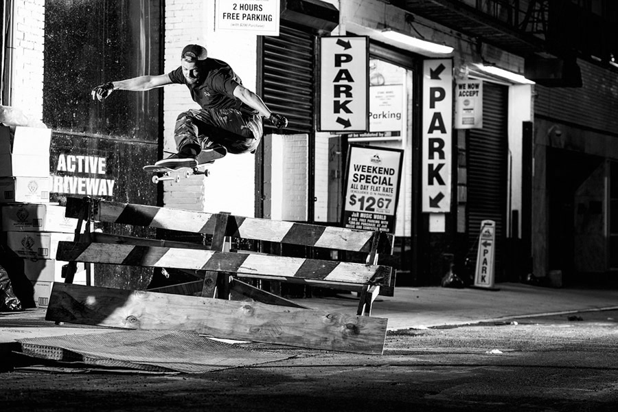 ollie shifty nyc / photo: nils svensson