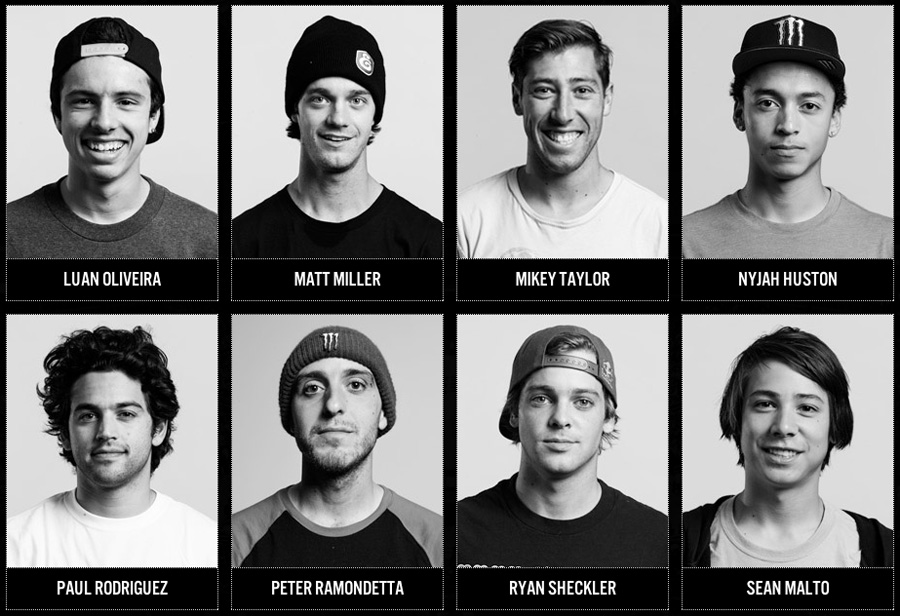 street league skaters