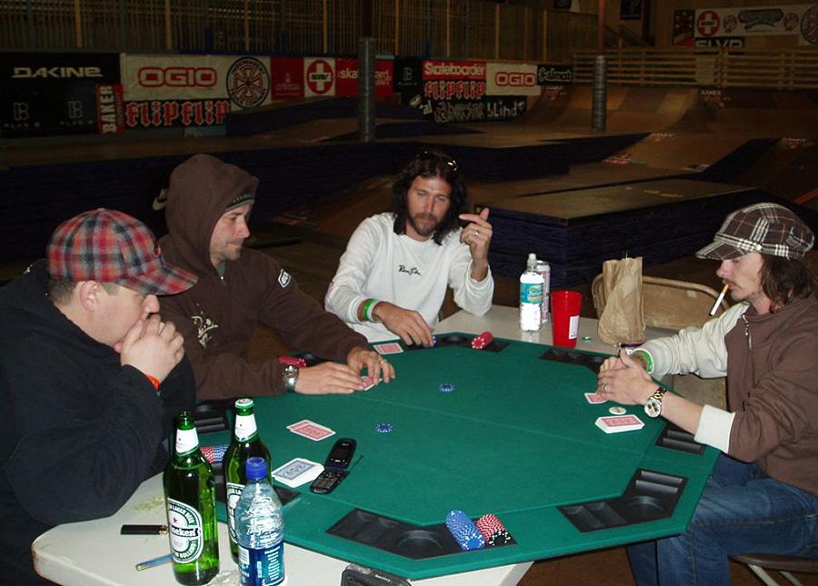 SPOT Poker Team