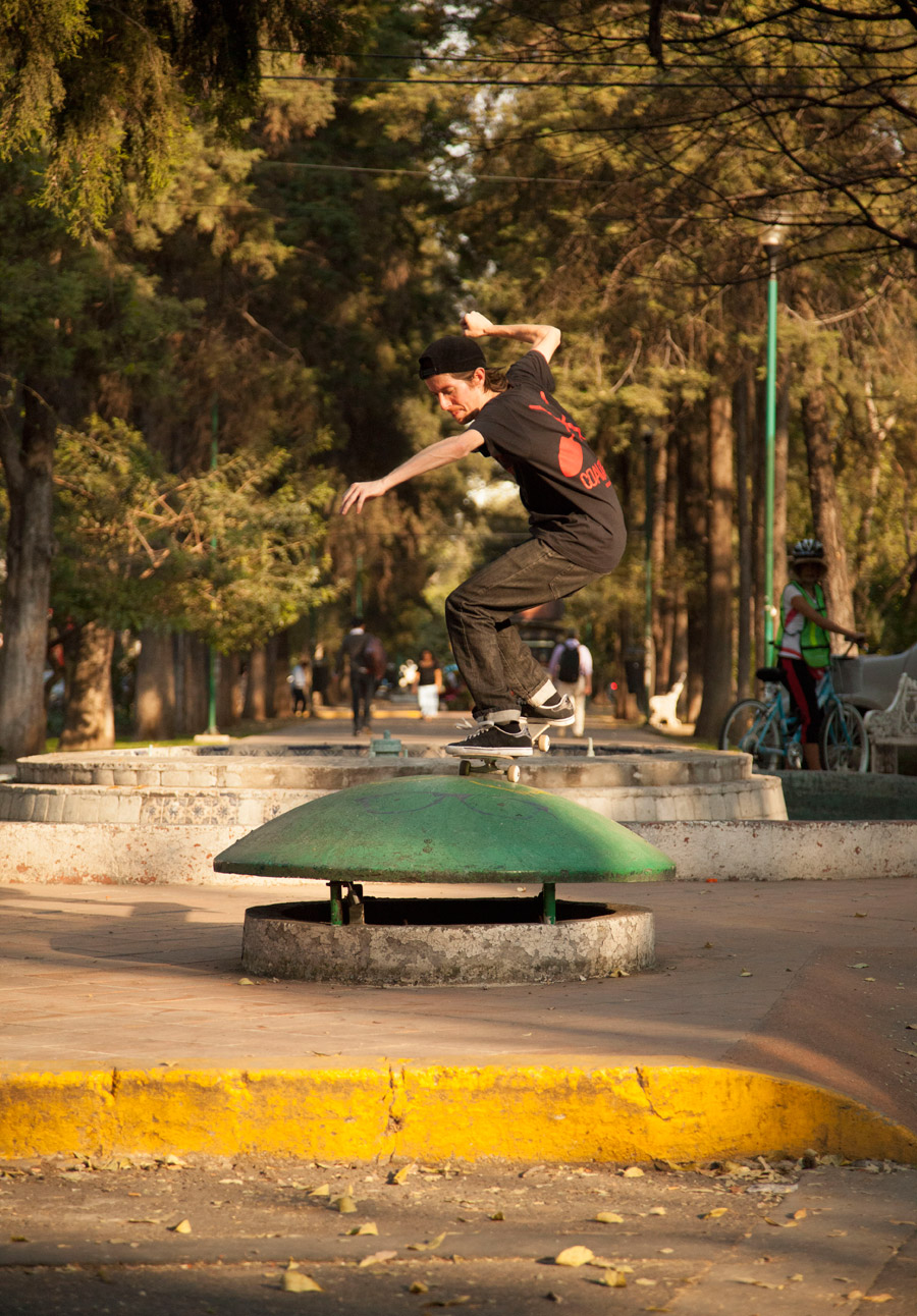 nose manny mexico / photo: matt price