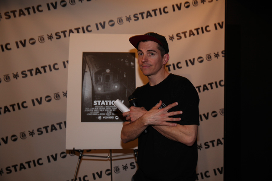 Josh Stewart - the man of the hour