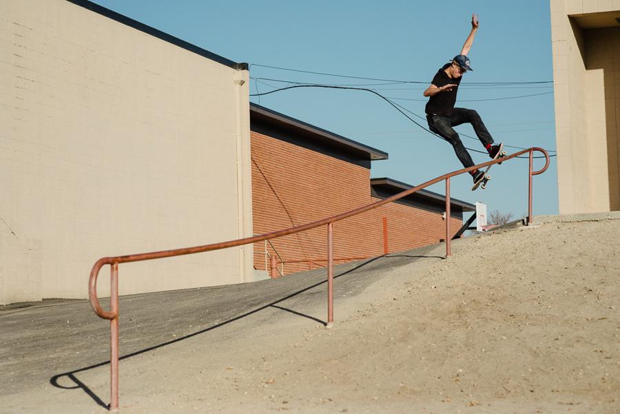 Johan Stuckey - Front Smith / photo: mehring
