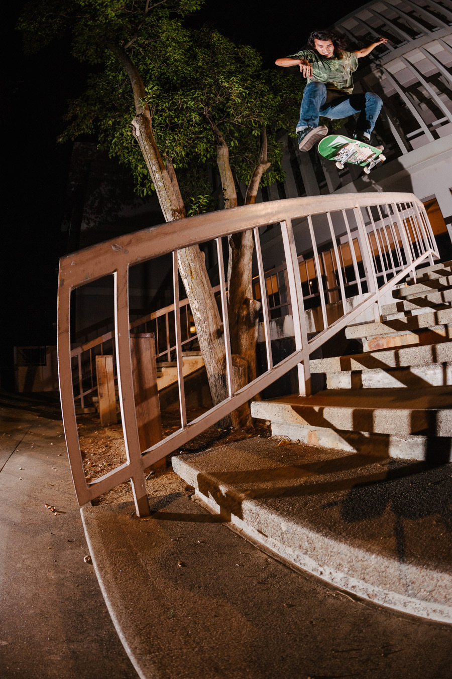 Jeremy Leabres - Kickflip 50-50 / photo: mehring
