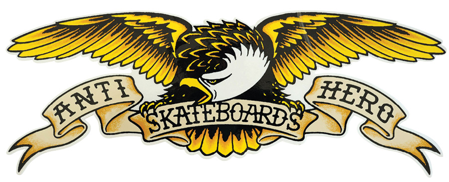AntiHero_Eagle_logo_Sticker