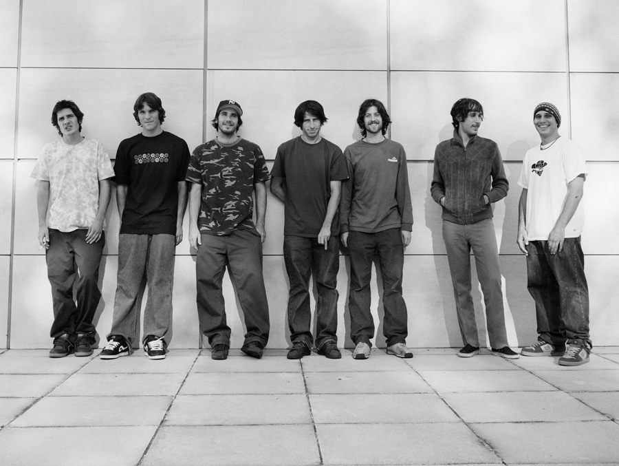 habitat team 2002 / photo: mike o'meally
