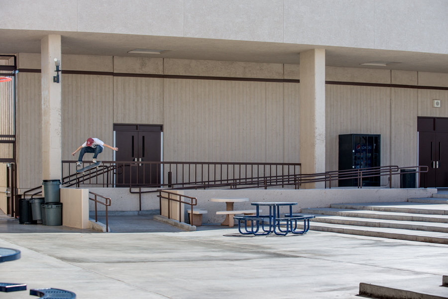 kickflip / photo: gabe morford