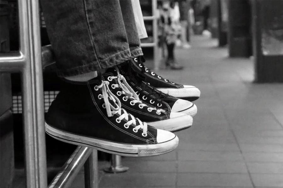 "Photo: Converse's ""Sage & Sean"" (2014)"