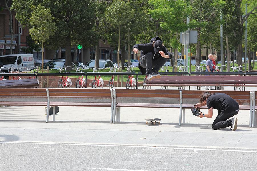 hippie jump / photo: courtesy of plan b