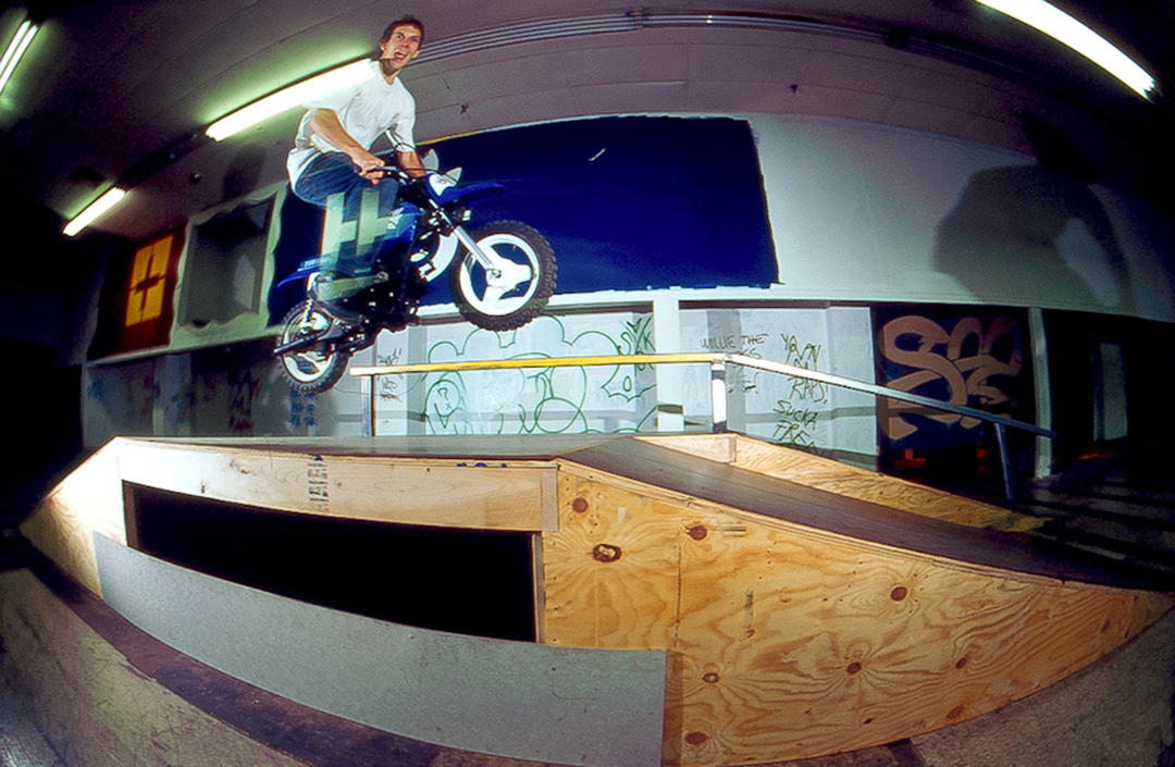 photo: Jonathan Mehring / originally appearing in Skateboarder mag