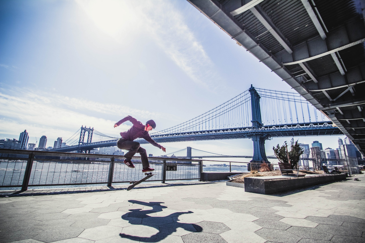 Josh Katz, 360 flip. photo: Josh Charow