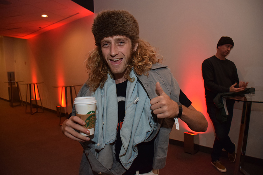 Daniel Lutheran and his coon-skin cap can't be phased though...