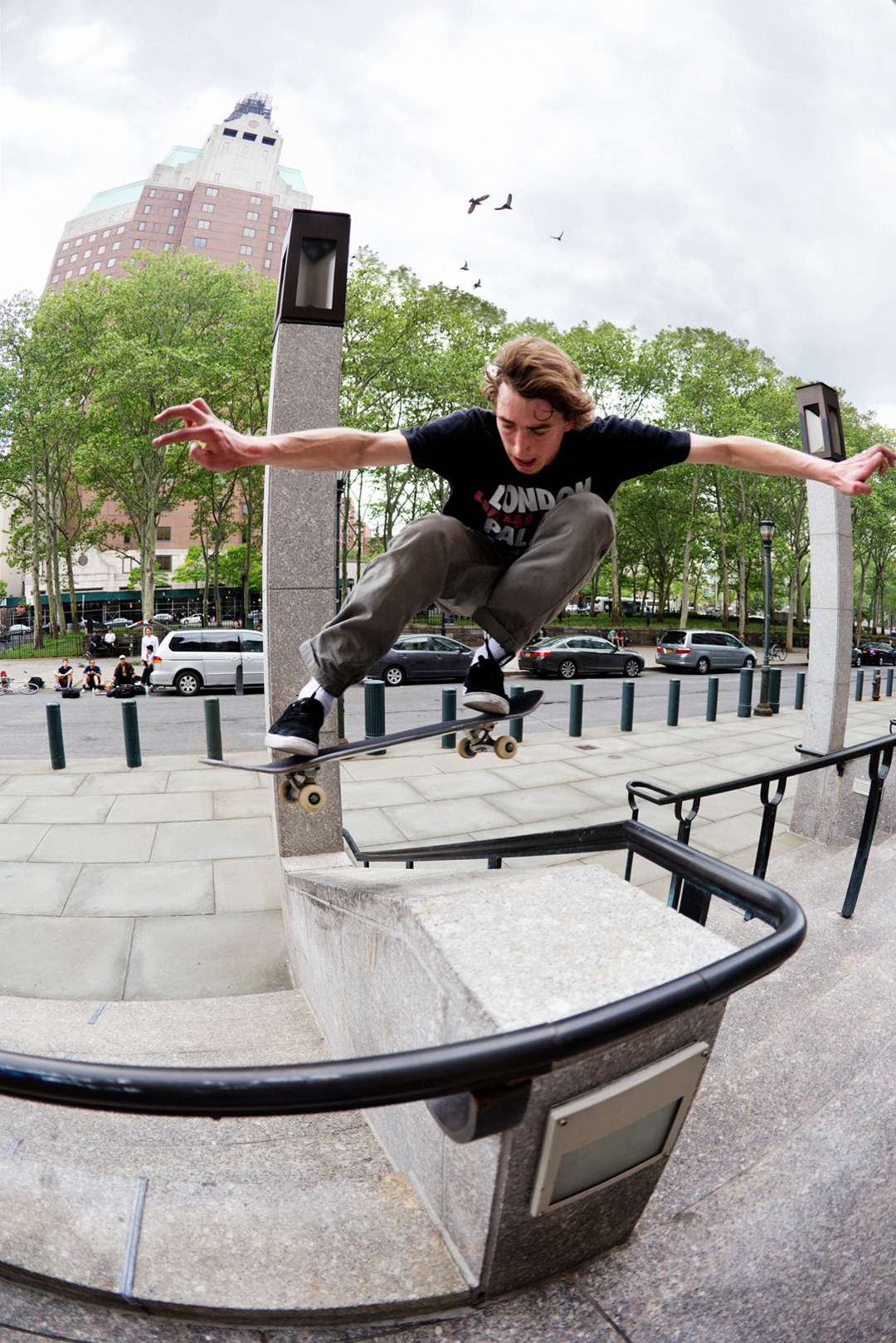 And Rory Milanes gets down with the backside 180