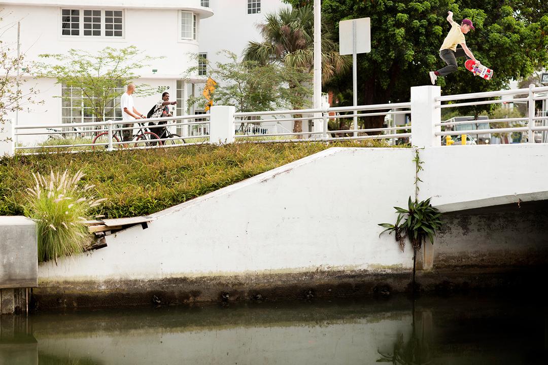 cromer in miami. photo: blair alley