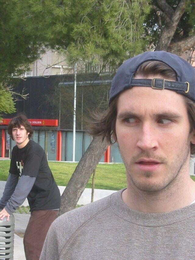 Danny & Tim circa 2004