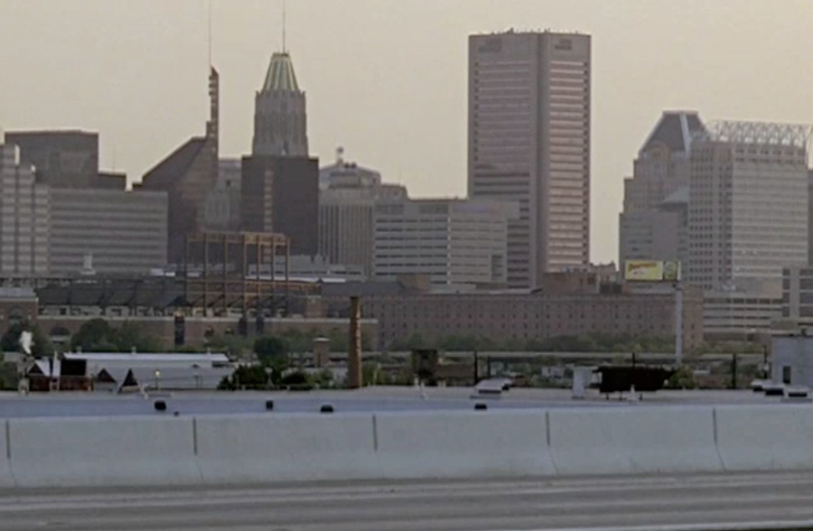 the final shot of the wire