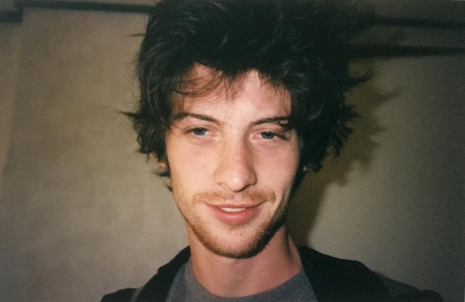 young joe castrucci circa 2001