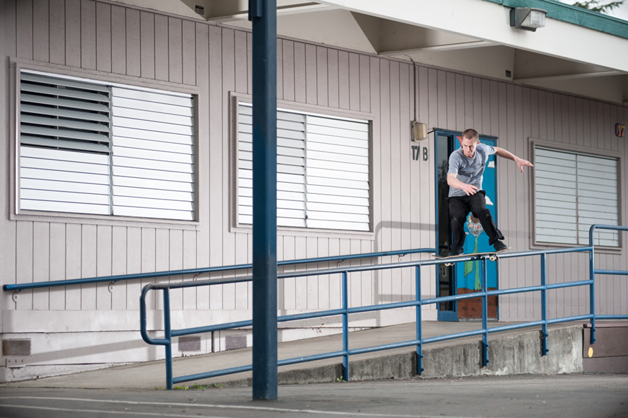 brandon westgate lipslide - non make / photo: wes tonascia