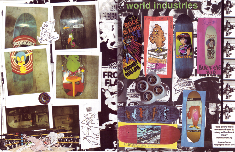 world industries catalog 1992 / scan: vertisdead