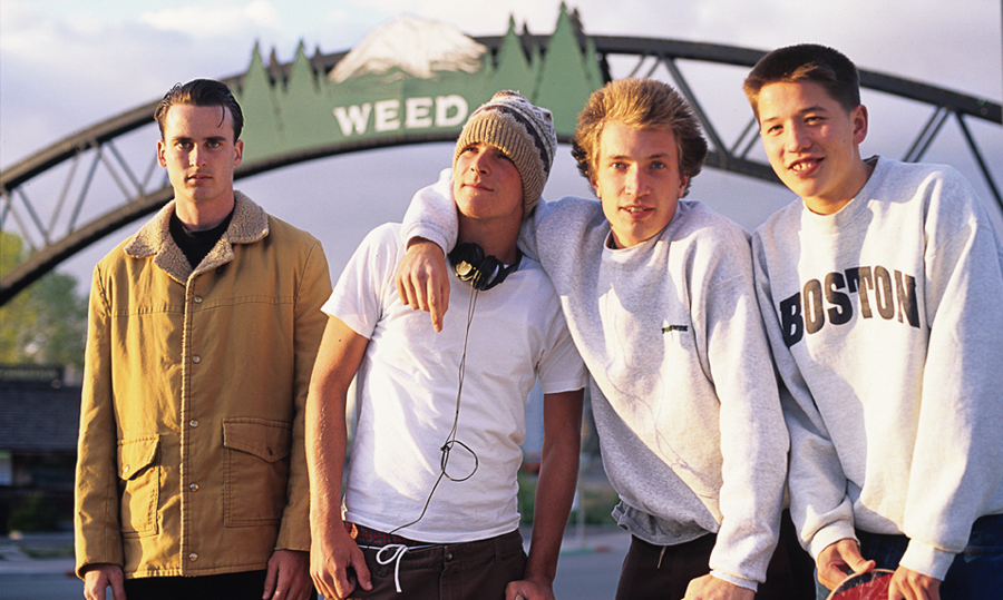 templeton, muska, thomas, leung in 1996, photo: tk