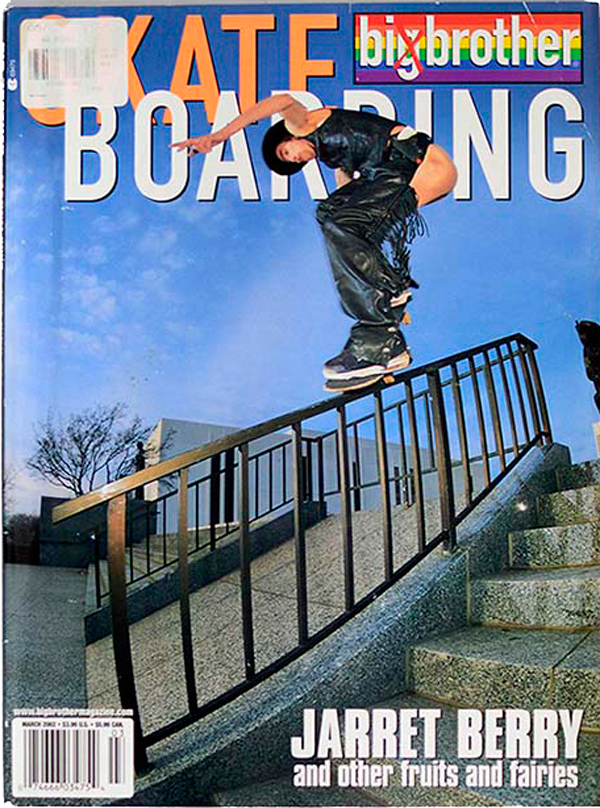 big brother issue 82, photo: chris anderson