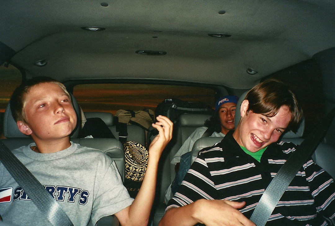 young marius syvanen & torey pudwill