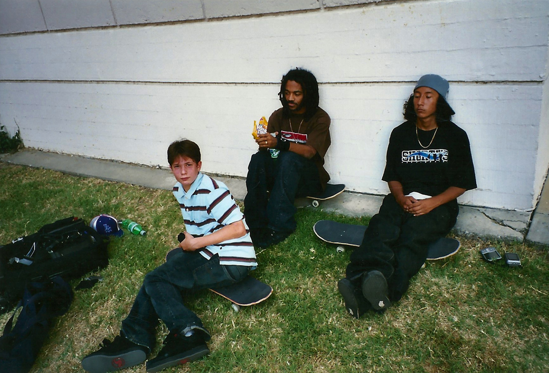 young torey pudwill, breeze and pott / photo: ____