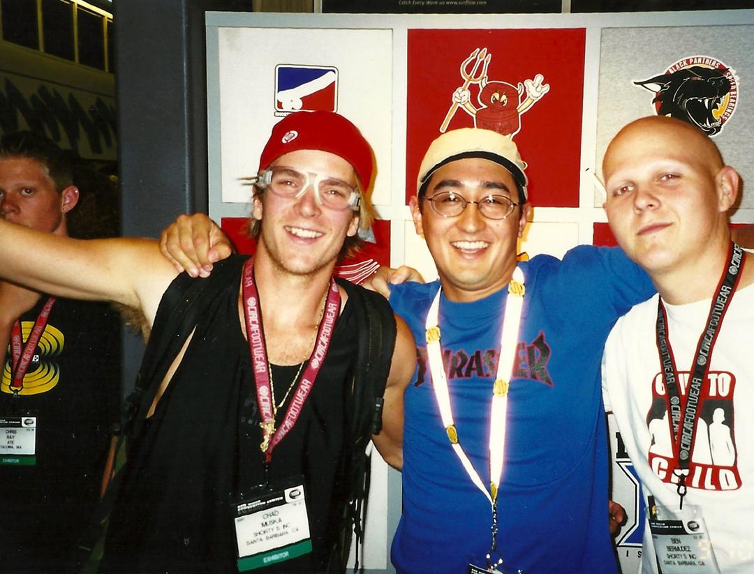 asr tradeshow circa 2000 / photo: ____