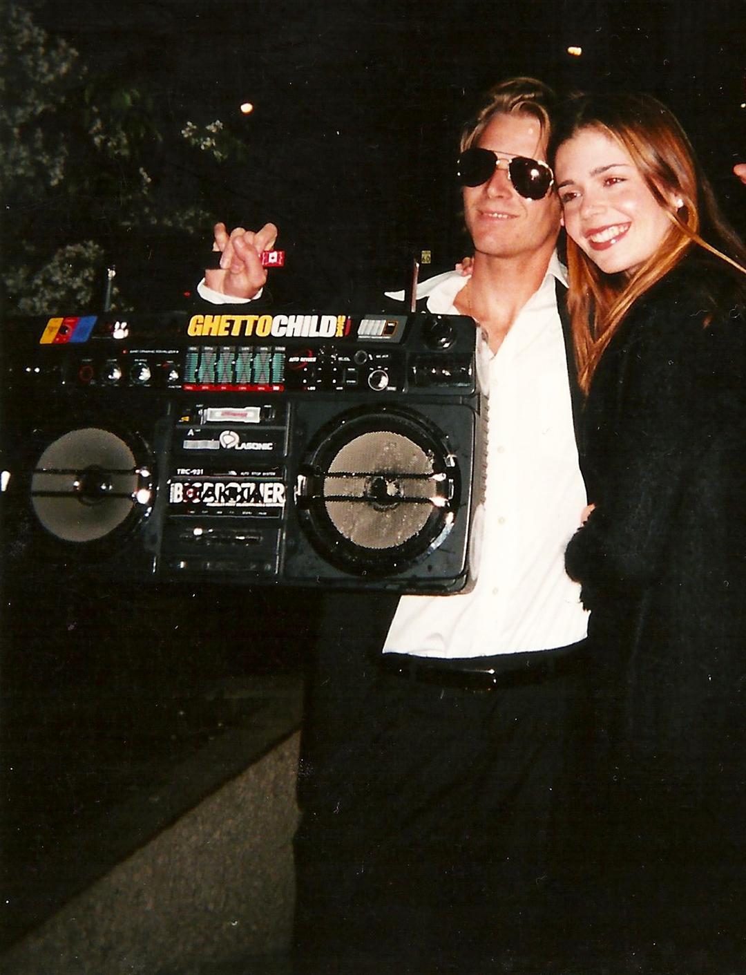 muska during the 1999 transworld awards