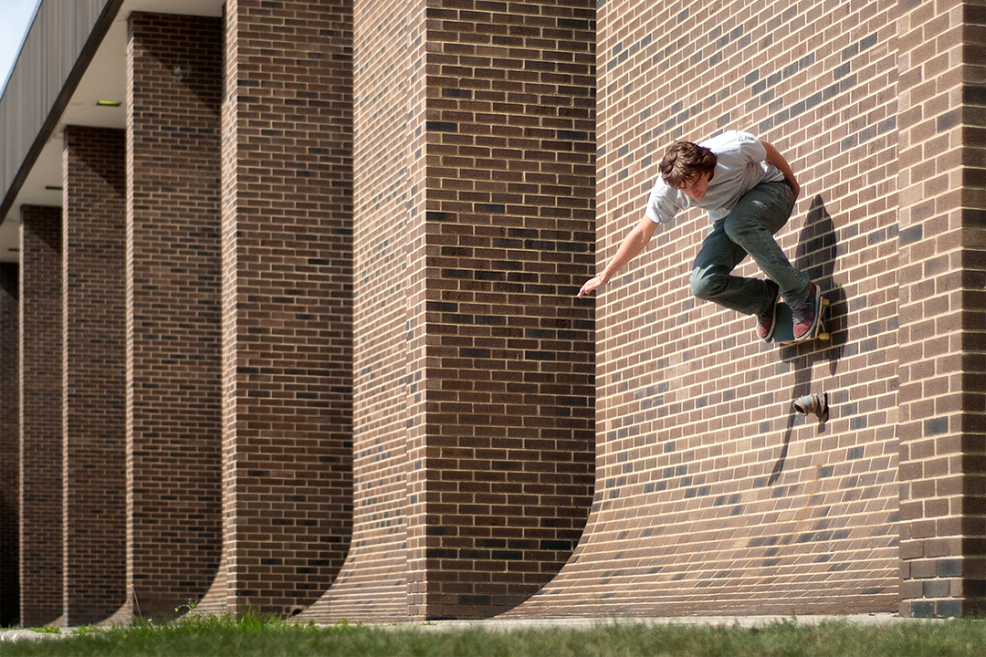 still-sighted wallride