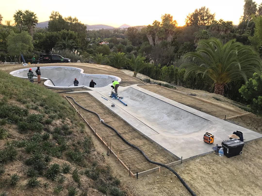 MEET THE SKATE PARK DESIGNER TURNING BACKYARDS INTO PERFECT