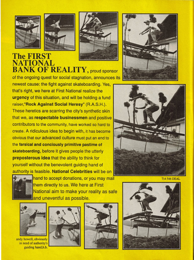 NEW DEAL SKATEBOARDS IS COMING BACK
