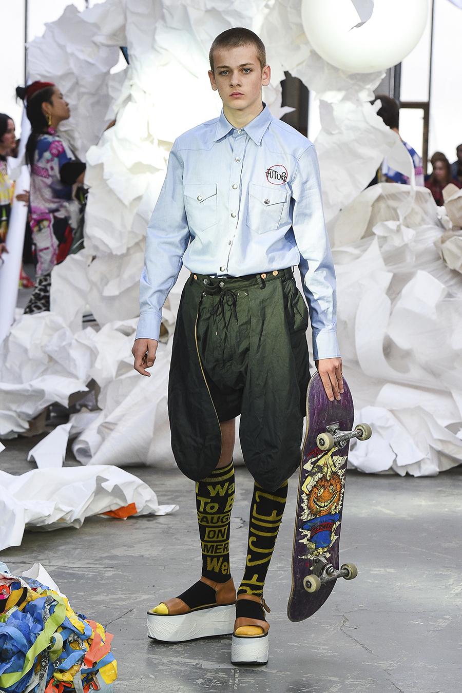30s-Inspired Streetwear : Skateboard Clothes |Skateboard Fashion Trends